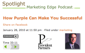 marketing edge podcast